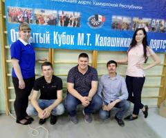Кубок Калашникова и Кубок ФДР