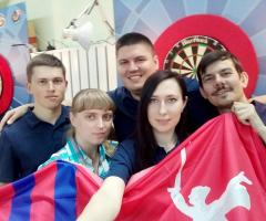 Дартс сквозь слёзы, итоги командного Чемпионата России