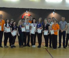Первый чемпионат Волгоградской области